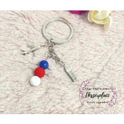 Állatok - pingvin kulcstartó
